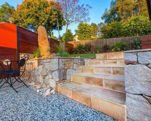 Sunshine Coast Rock Walls