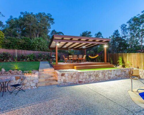 structural landscape and design